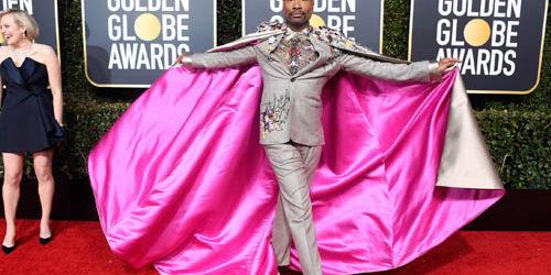The Worst Dressed at Golden Globes