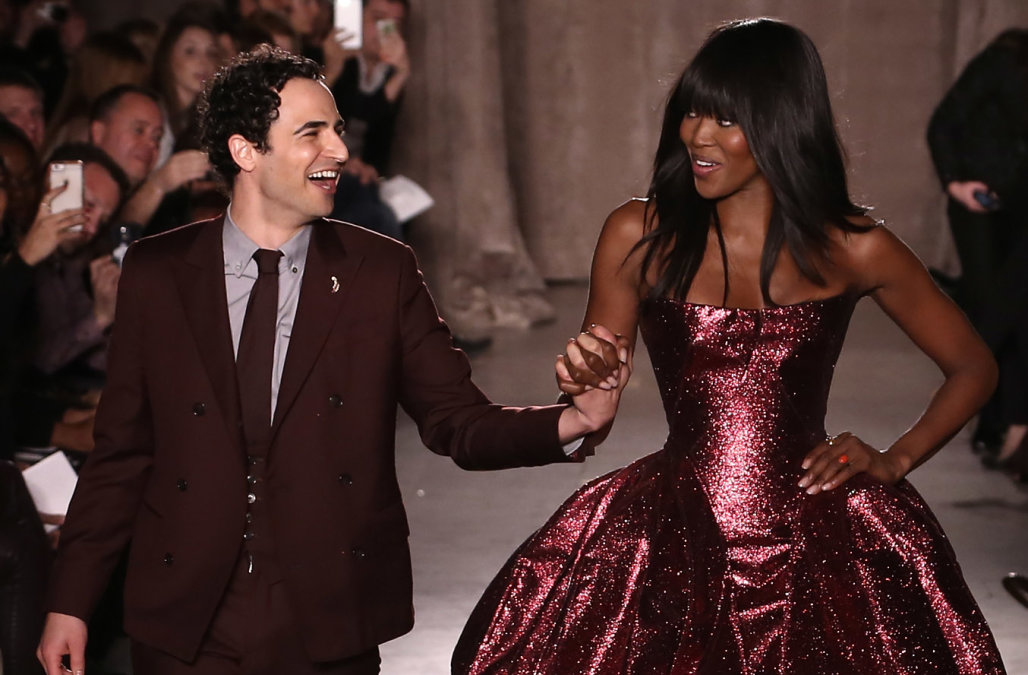 Zac Posen bids farewell to fashion