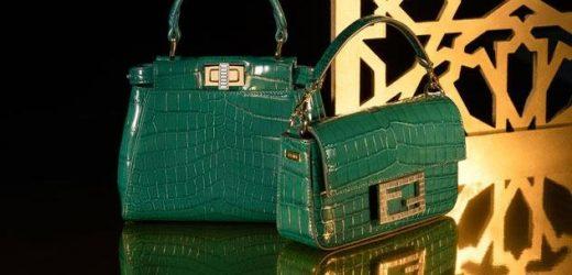 Fendi تطلق مجموعة حقائب بمناسبة شهر رمضان