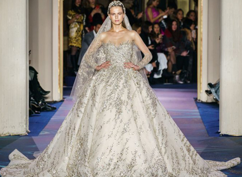 The Fairytale Brides From Paris Haute Couture