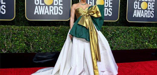 أفضل لحظات الموضة في Golden Globes 2020
