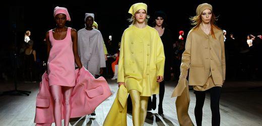 تقرير أسبوع الموضة في نيويورك
