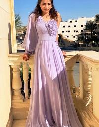 Egyptian designers Amani El Cherif