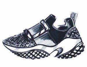 Roger Vivier running shoes