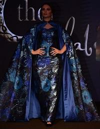 Egyptian designer Farida Temraz