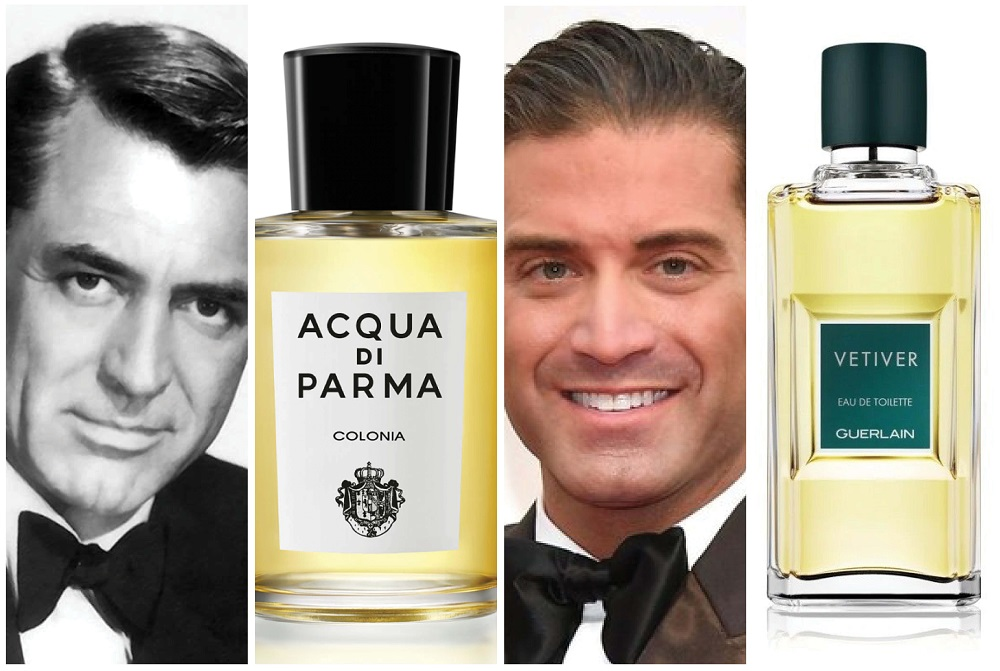 17 STYLISH MEN & THEIR SCENTS