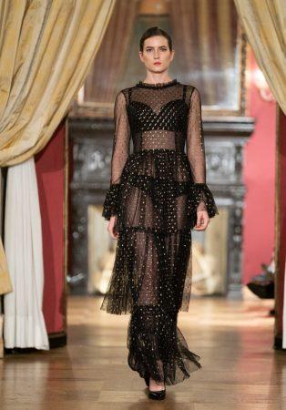 Nabil Younes fashion show Rome