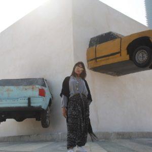 Under the Abaya