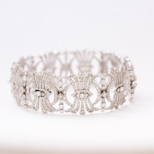 The Lotus bracelet by Rock by GS jewellery.