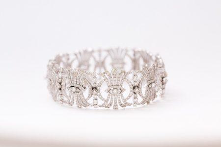 The Lotus bracelet by Rock by GS jewellery.