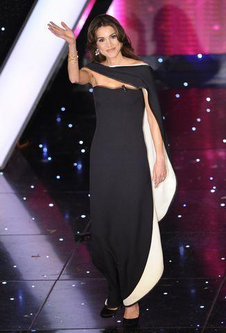 Queen Rania red carpet looks