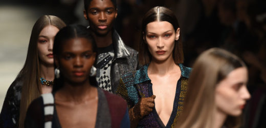 THE 6 TOP RUNWAY HAIR TRENDS FOR FALL