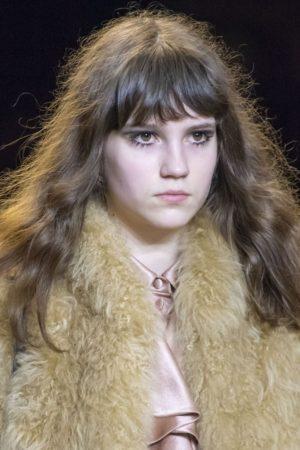 Paris runway hair trends fw'20