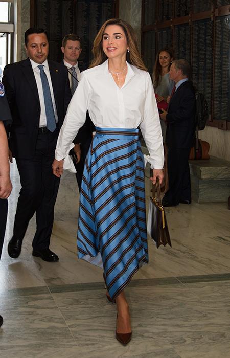 Queen Rania's best looks