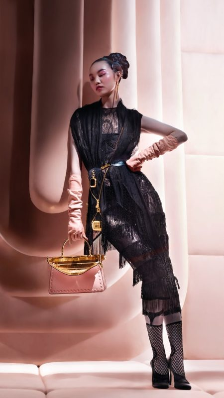Nick Knight for Fendi