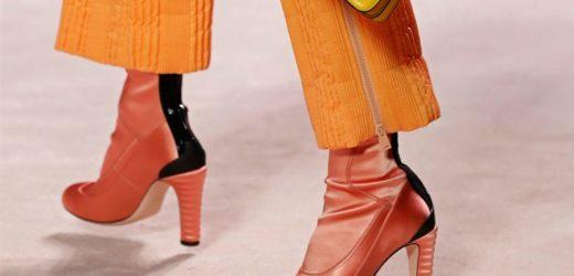 أبرز صيحات الأحذية لخريف وشتاء