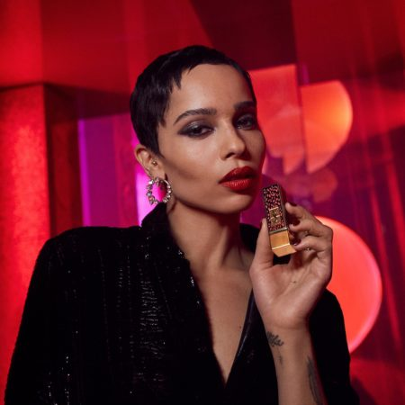 YSL Holiday 2020 makeup