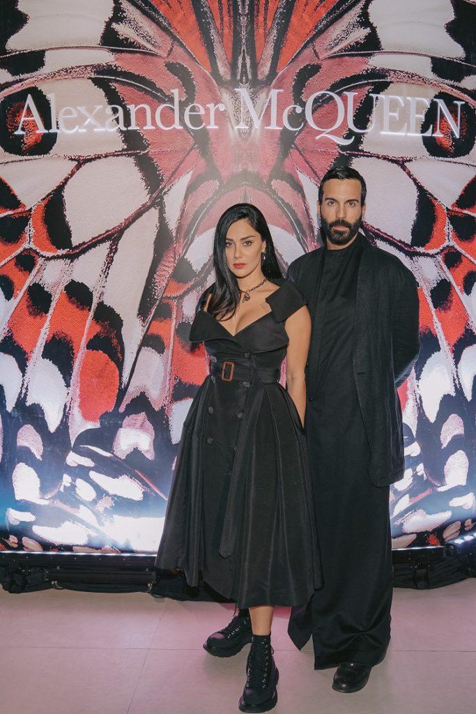 Layla Kardan and Taher Asad Bakhtiari
