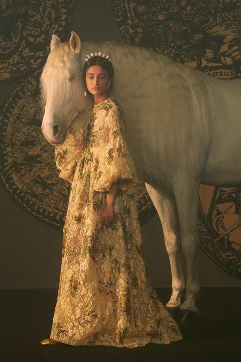 Dior haute couture 2021.