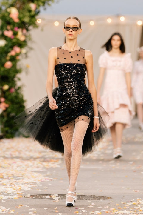 Chanel haute couture ss21.