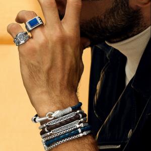 Azza Fahmy mens jewelry