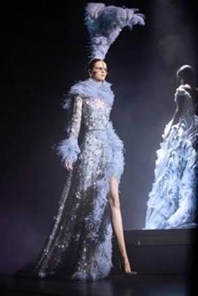 Elie Saab haute couture spring/summer 2021