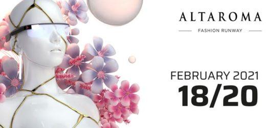 مباشر من أسبوع الموضة ALTA ROMA