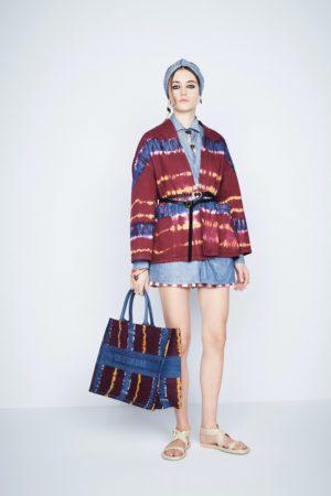 The new Dior Paltro jacket.