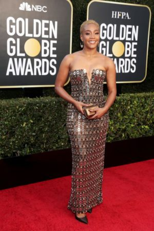 best dressed at the Golden Globes.