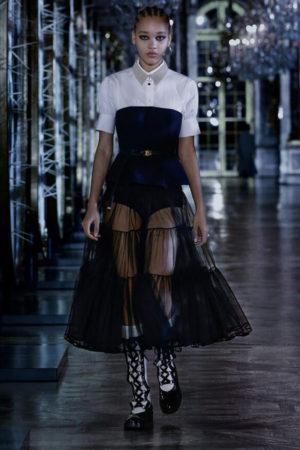 Dior runway looks spring/summer 2021