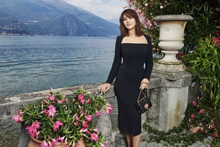 Monica Bellucci is the new face for the Dolce & Gabbana advertising campaign.
