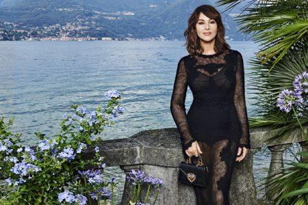 MOnica Bellucci for Dolce & Gabbana.