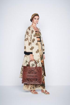 Maria Grazia Chiuri presents the Dior Paltro Jacket