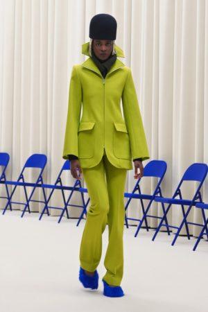 Who designs Nina Ricci.