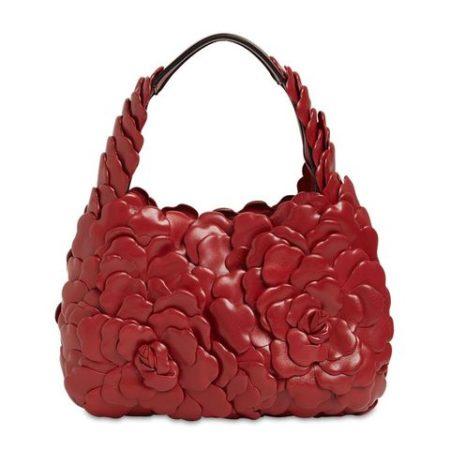 Valentino flower bags.