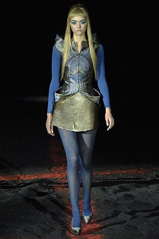 Alexander McQueen egyptian collection