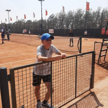 Tennis for intellectual disabilities