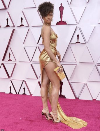 worst dressed actress in socars 2021