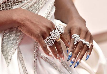 celebrity nails.