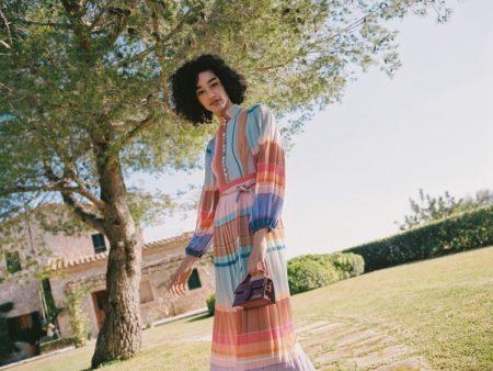 colorful dresses summer