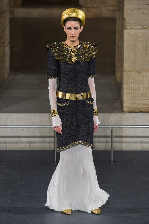 Egyptian collection by Chanel