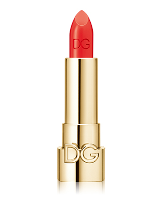 Dolce & Gabbana lipstick colors for spring.