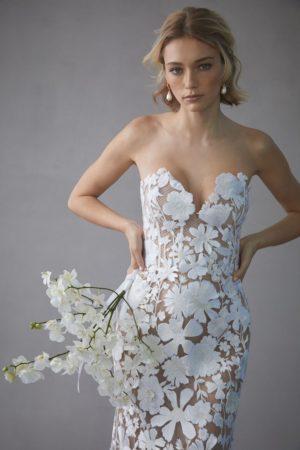 new oscar de la renta bridal collection