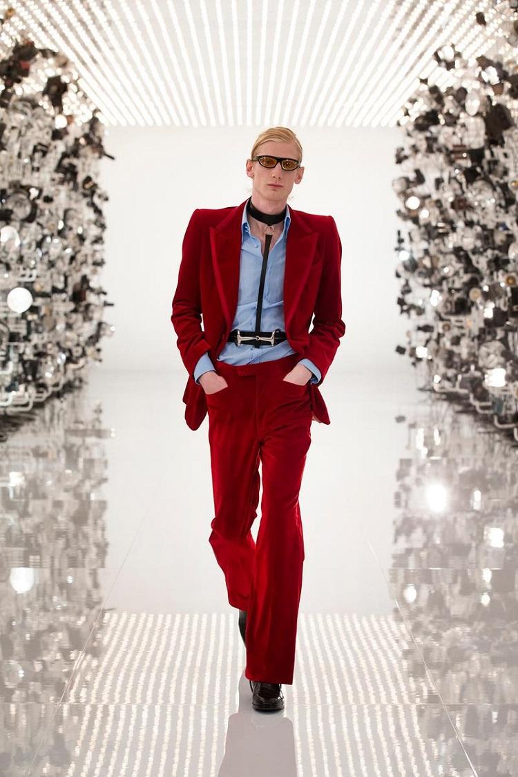 Gucci Balenciaga collaboration