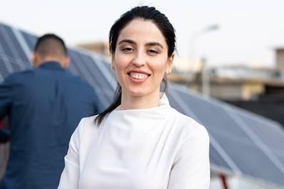 Cartier Women's 2021 Middle East Fellow