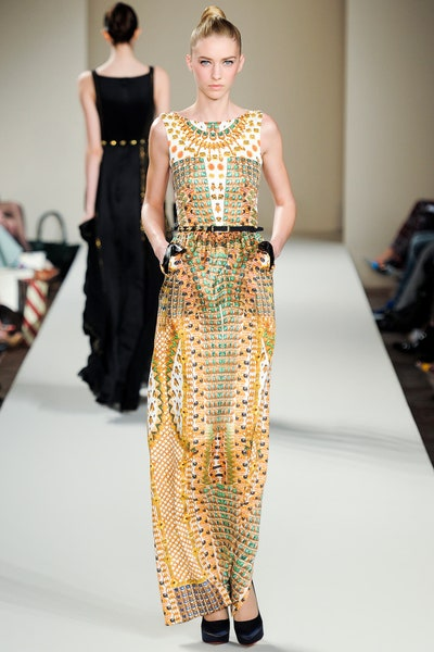 designers inspired by Egyptomania.