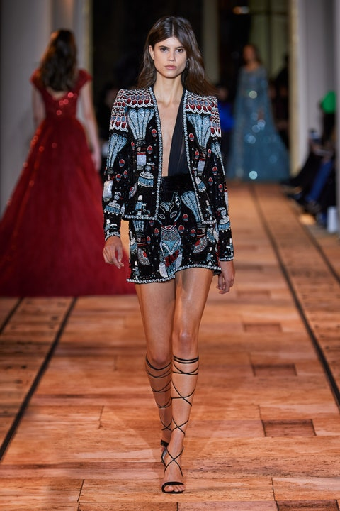 Zuhair Murad egyptian collection